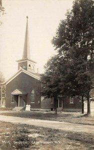 LP59    RPPC Cape Vincent  New York Vintage Postcard  M. E. Church
