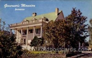 Juneau, Alaska, USA United States State Capital Building Postcard Post Card  ...