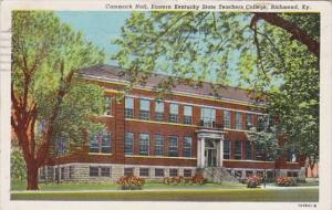 Kentucky Richmond Cammack Hall Eastern Kentucky State Teachers College 1946 C...