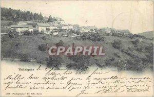 Old Postcard Ballaigues
