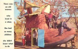 Amusement Old Woman's Shoe Story Book Island Rapid City South Dakota 10047