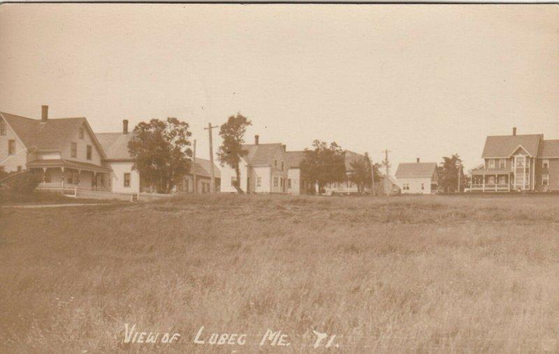 RP; LUBEC , Maine , 1914