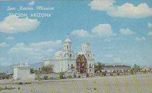 Arizona Tucson San Xavier Mission South Of Tucson
