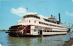 Belle of Louisville Ferry Boats Ship 1993