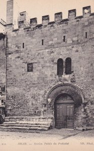 ARLES, Bouches-du-Rhone, France, 1900-1910s; Ancien Palais Du Podestat