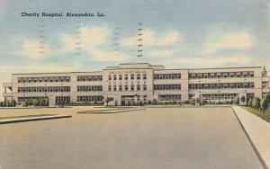 ALEXANDRIA , Louisiana , 1943 ; Charity Hospital