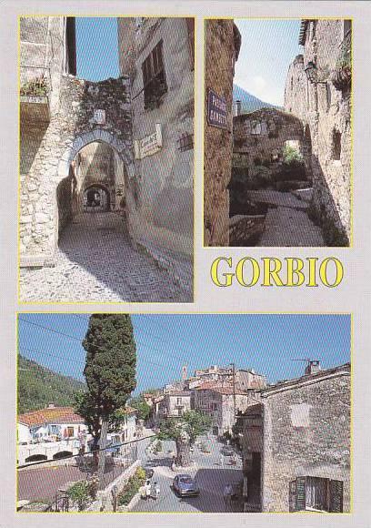 France Gorbio Pittoresque village du Mentonnais