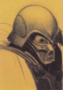 STAR WARS ; 1996 ; Dart Vader