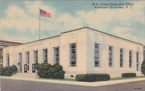 New Jersey Wildwood By The Sea United States Post Office