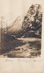 RP: BRITISH COLUMBIA, Canada, 1900-10s; The Fraser River