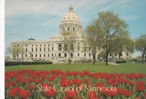 Minnesota St Paul State Capitol Building