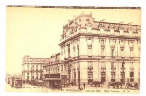 BORDEAUX - Gare du Midi - Hotel Terminus, France, 00-10s