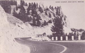 Highway, Near BUTTE, Montana, 30-40s