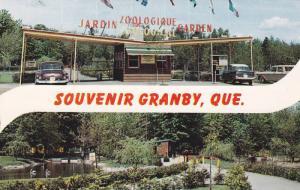 Zoo , GRANBY , Quebec , Canada , 1959