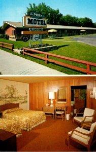 Wisconsin Marshfield The Park Motel