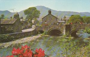 Burton Village, near Neston, Wirral Peninsula, Chester,  Cheshire, England, U...