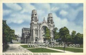 Ste Anne De Beaupre, PQ Canada, du Canada La Basilique, Basilica  La Basiliqu...