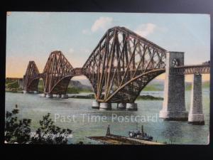 Scotland: The Forth Bridge c1909