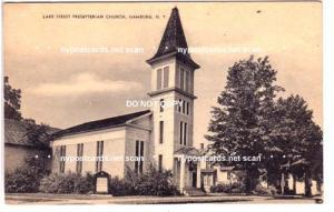 Presbyterian Church, Hamburg NY