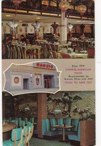 MINNEAPOLIS, Minnesota, 1970 ; NANKIN Chinese Restaurant
