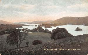 Cumbria Windermere from Flagstaff Hill The National Series