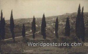 Nazareth, Israel Unused