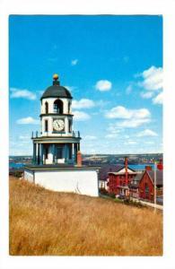 Old Town Clock on Citadel Hill, Halifax, Nova Scotia, erected 1803, Canada, 4...