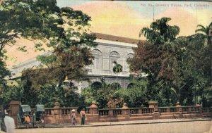 Sri Lanka Queens House Fort Colombo Ceylon 04.77
