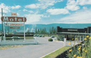 WILLIAMS LAKE , B.C. , Canada , 50-60s Jamboree Motel