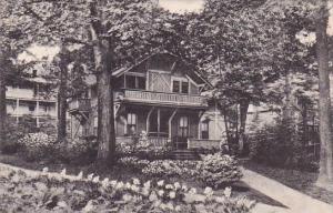 New York Chautaugua Miller Cottage Summer Home Of Mrs Thomas A Edison On Lake...