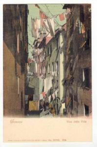 Vico Delle Vele, Genova, Switzerland, 1900-1910s
