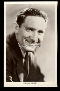 b1630 - Film Actor - Spencer Tracey - Picturegoer No. 700 - postcard