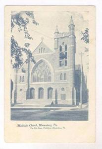 Methodist Church, Bloomsburg, Pennsylvania, PU-1908