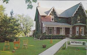 Grahams, House of Antiques, Napanee, Ontario, Canada, 40-60s