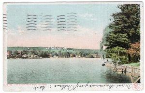 Worcester, Mass, Lake Quinsigamond