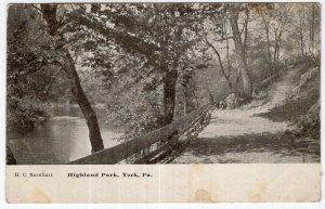 York, Pa, Highland Park