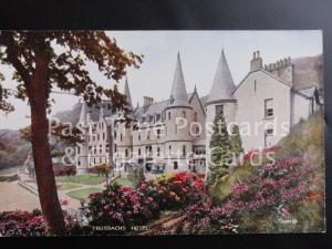 c1924 Stirlingshire: Trossachs Hotel