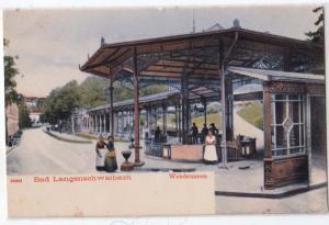 Bad Langenschwalbach, Weinbrunnen