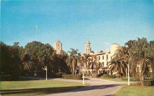 Carpenters Home Lakeland Florida FL Postcard