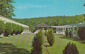 Arkansas Hot Springs World Famous Mountain Valley Mineral Water Spring 1963
