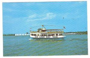 Soo Locks Boat Tours, Sault Ste. Marie, Michigan,   40-60s