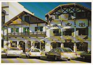 Washington Leavenworth The Alpine Haus and The Kinderladen