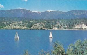 A Sailor's Dream,  Lake, Mountains, Sail Boats, Lake Windermere, British Co...