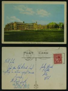 Trinity College, Port Hope Ontario 1943
