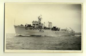na1206 - Royal Navy Warship -  HMS Thames - photograph