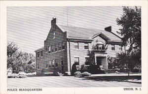 Police Headquarters Union New Jersey