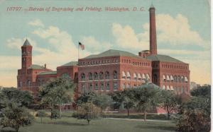 WASHINGTON D.C., 00-10s ; Bureau of Engraving and Printing