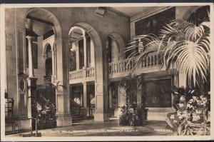 Durham Postcard - Entrance Hall, Bowes Museum, Barnard Castle   RT531