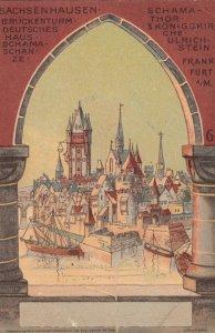 FRANKFURT A. M., Germany, 1900-10s; Churches #4