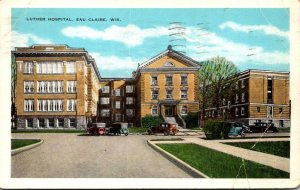 Wisconsin Eau Claire Luther Hospital 1939